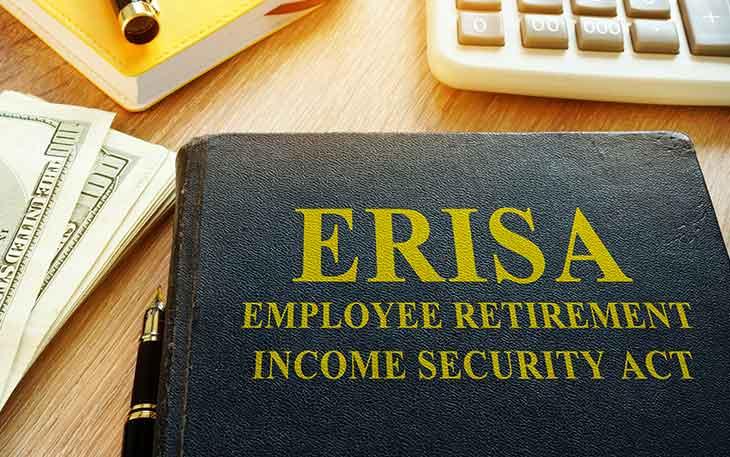 ERISA act - Pension Trends Plus Podcast
